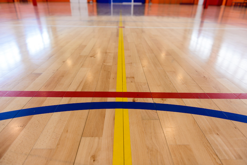lpg heating systems for Oxford sports halls